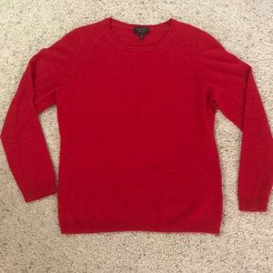 Cashmere Sweater - Red